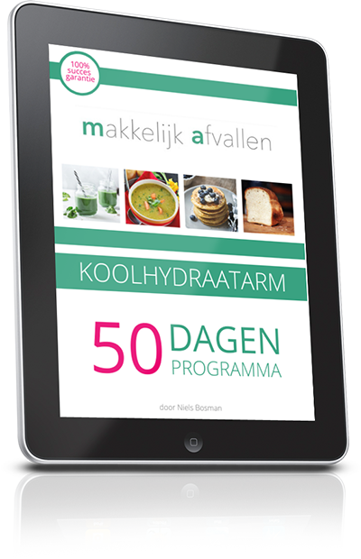 koolhydraat arm 50 dagen programma review